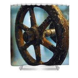 Distillery Tools Shower Curtain