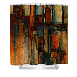 Divergence Shower Curtain