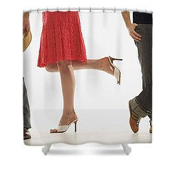 Diversity Of Style Shower Curtain by Darren Greenwood