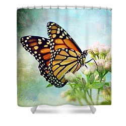 Shower Curtain featuring the photograph Divine Things by Kerri Farley