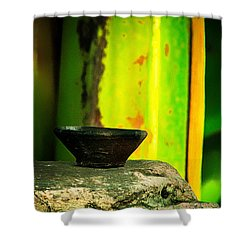 Diya Shower Curtain