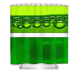 Shower Curtain featuring the photograph Do The Dew by Brian Duram