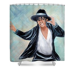 Do You Remember...  Shower Curtain