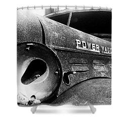 Dodge - Power Wagon 1 Shower Curtain