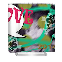 Dolls 20 Shower Curtain