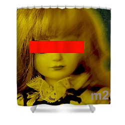Dolls 22 Shower Curtain