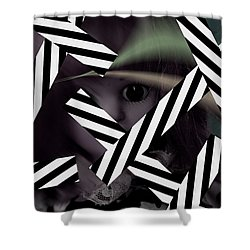 Dolls 29 Shower Curtain
