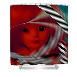Dolls 31 Shower Curtain