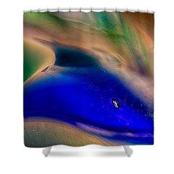 Dolpins Shower Curtain by Omaste Witkowski