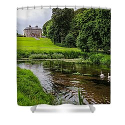 Doneraile Court Estate In County Cork Shower Curtain