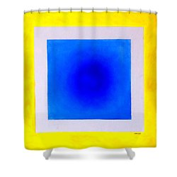 Don't Conform Shower Curtain by Thomas Gronowski