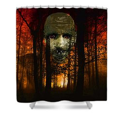 Don't Get Lost Shower Curtain by EricaMaxine  Price