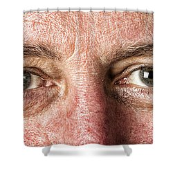 Dont Let The Stars Get In Your Eyes Shower Curtain by James BO  Insogna