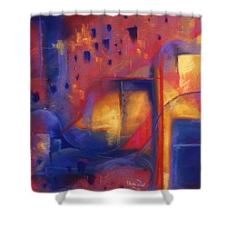 Doorways Shower Curtain
