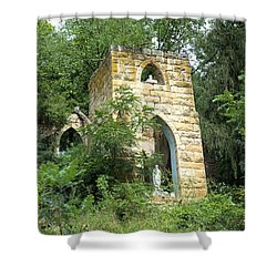 Dorchester Grotto Shower Curtain