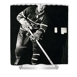 Doug Harvey Poster Shower Curtain by Gianfranco Weiss