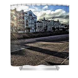 Douglas Sunset Shower Curtain