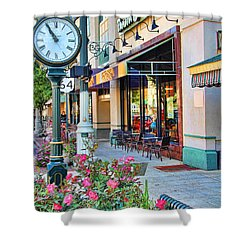 Downtown Bowling Green Shower Curtain