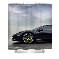 Dream #458 Shower Curtain