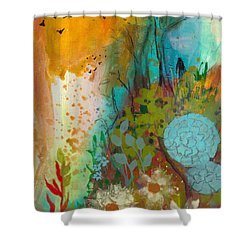 Dream Catcher Shower Curtain by Robin Maria Pedrero