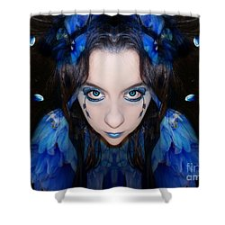 Shower Curtain featuring the photograph Dream Myself Awake by Heather King