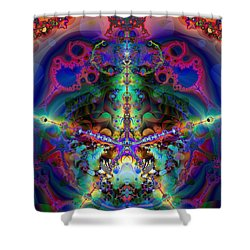 Dream Star Shower Curtain