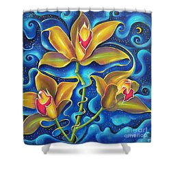 Dream Within A Dream Shower Curtain