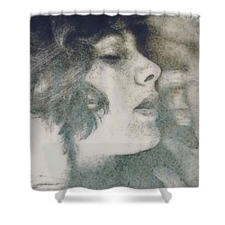 Dreaming II Shower Curtain