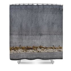 Dreaming Winter Shower Curtain