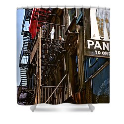 Dreams Ahead Shower Curtain