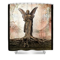 Dreams And Visions Shower Curtain by Rick Mosher