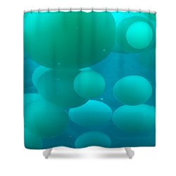 Dreams Shower Curtain by John Glass