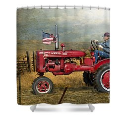 Dreams Of Yesteryear Shower Curtain