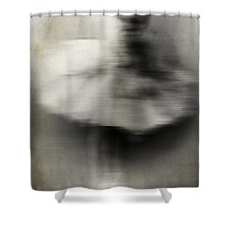 Dreams To Dance  Shower Curtain