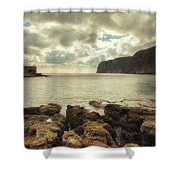 Dreamy Bay  Shower Curtain