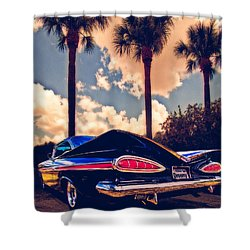 Dreemy 59 Impala - How Do U Live W/o It? Shower Curtain