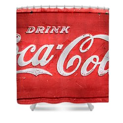 Drink Shower Curtain