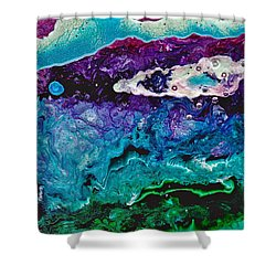 Drops Of Jupiter Shower Curtain by M West