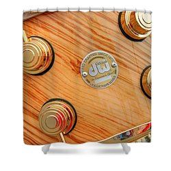 Drum Workshop Cayucos 4th Of July Parade Shower Curtain