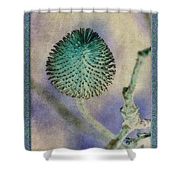 Dryweed Shower Curtain by WB Johnston