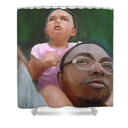 Duane Shower Curtain