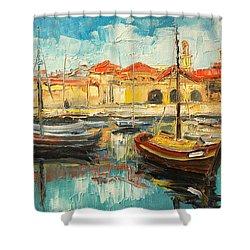 Dubrovnik - Croatia Shower Curtain