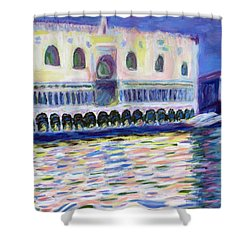 Ducal Palace Shower Curtain