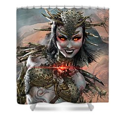 Duels Of The Planeswalkers 2014 Persona Ten Shower Curtain