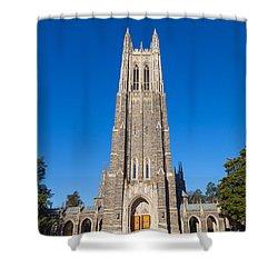Duke Chapel Shower Curtain