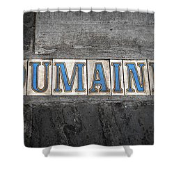 Dumaine Shower Curtain