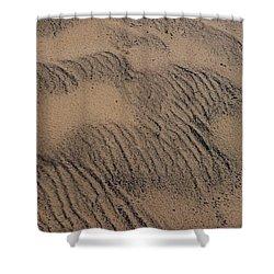 Dune Shower Curtain by Joseph Yarbrough