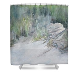 Dunes On The Delaware Shower Curtain