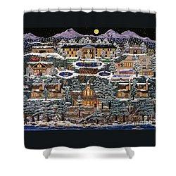Eaglecrest Resort Shower Curtain