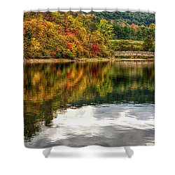 Early Autumn II Shower Curtain